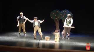 """""""El médico a palos"""". Acto Primero. Escuela Municipal Teatro Benalup"""