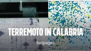 Forte terremoto in Calabria, scossa di magnitudo 4 nella notte: scuole chiuse nel Catanzarese