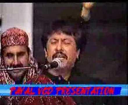 attaullah khan idhar zindagi ka janaza utega