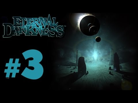 Let's Play Eternal Darkness ft. Mike (#3) - Meeting Mantorok