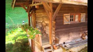 A vendre maginfique chalet de montagne dans la vallée de Chamonix