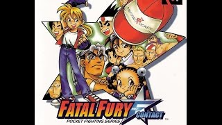 Fatal Fury: First Contact OST (NGPC)