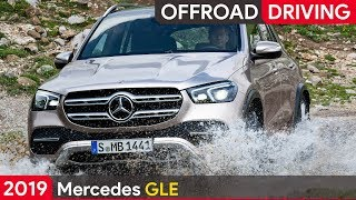 2019 Mercedes GLE ► Offroad & Drving Scenes