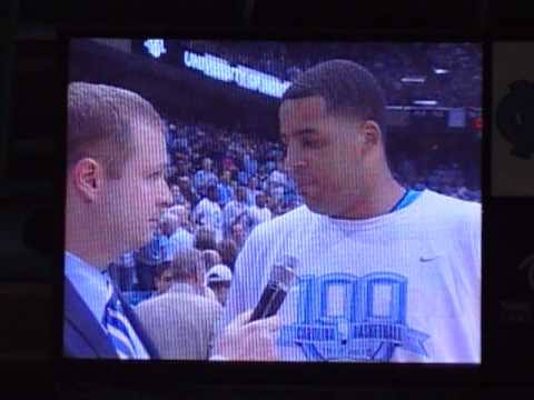 Sean May Interview @ 100 years of Tarheel Basketball