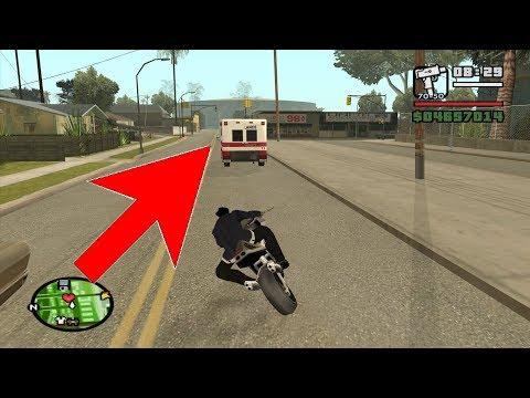 GTA San Andreas - Where Does The Ambulance Go?