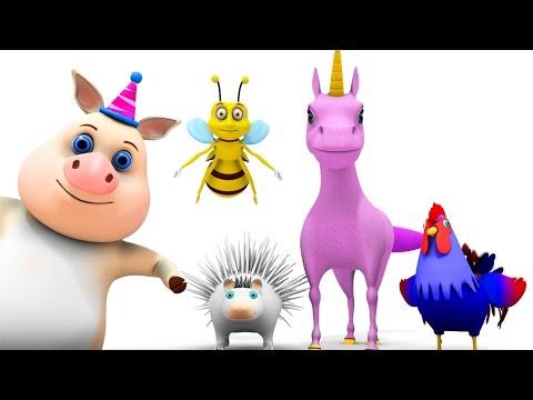 Kids Birthday Party | Happy Birthday Song | Baby Songs Compilation | Preschool Nursery Rhymes Songs