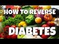 DIABETES;How to reverse DIABETES naturally