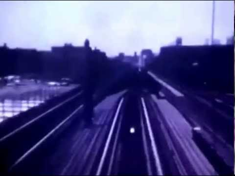 DYRE AVE LINE & POLO  GROUNDS  SHUTTLE  1940'S & 50'S.MOVIE  FOOTAGE