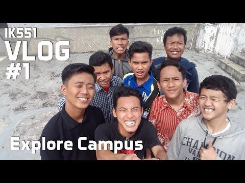 IK551 VLOG #1 -  Explore Campus - Politeknik LP3I Jakarta Kampus Cimone
