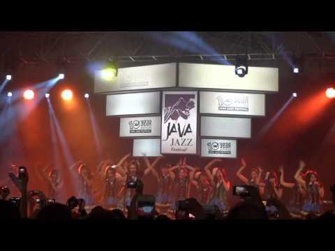 JKT 48 - Live Java Jazz Festival