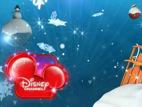 disney channel czech bumper christmas 2010 02 - Disney Channel Christmas