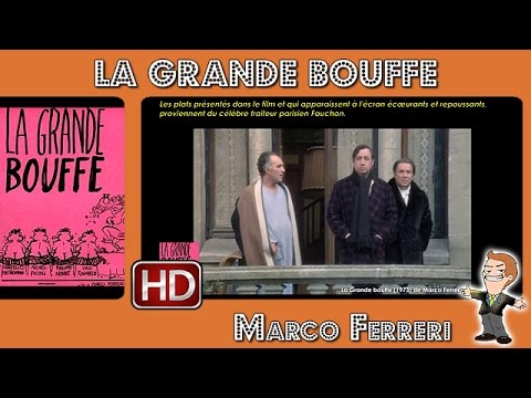 La Grande bouffe de Marco Ferreri (1973) #MrCinéma 83