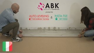 ABK AUTO-LEVELING & INSTA-TILE (it)