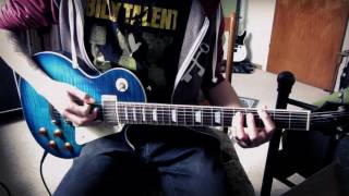 Rise Against - Amber Changing (Guitar Cover)