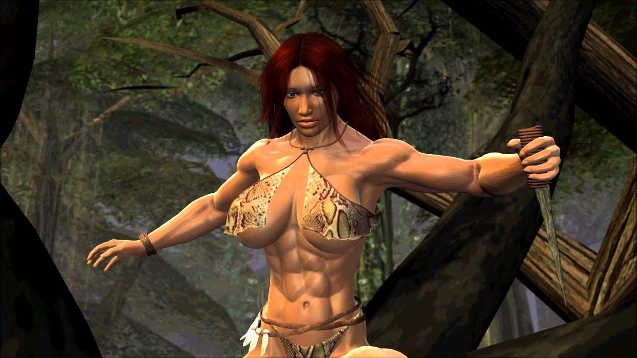 Jungle Girl Kalisha - Youtube-8680