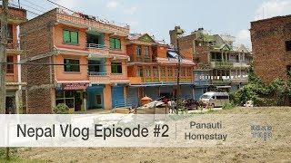 Nepal Vlog Episode #2 - Panauti Homestay