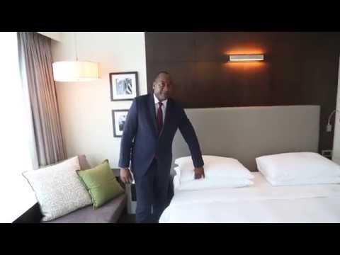 A Five Star Experience At 'The Hyatt Kilimanjaro Hotel'