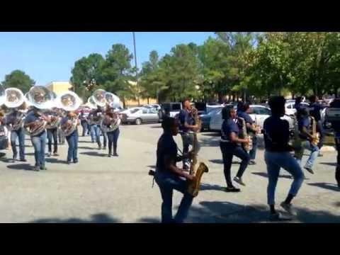 Hampton University Marching Band -