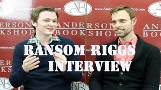 INTERVIEW with RANSOM RIGGS Thumbnail