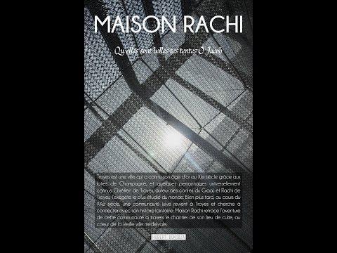 Maison Rachi: Qu'elles sont belles tes tentes Ô Jacob