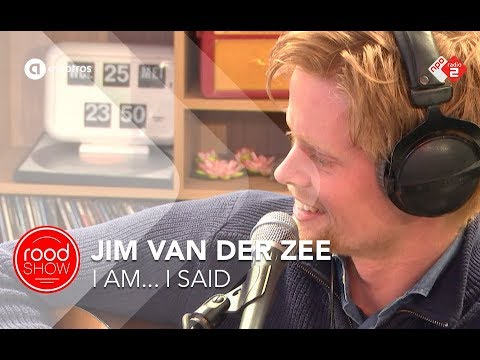 Jim van der Zee - 'I Am... I Said' live @ Roodshow Late Night