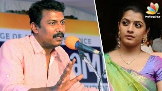 Samuthirakani reveals why Varalakshmi walks out of Aakasha Mittai | Latest Malayalam Cinema News