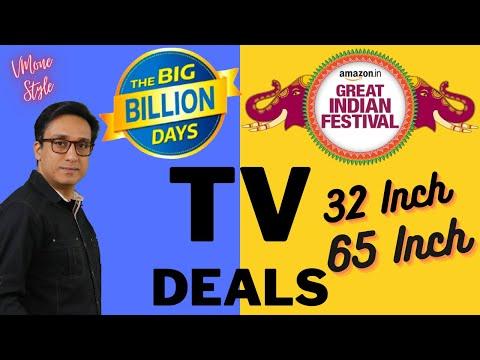 Best 32 Inch TV 2021 ⚡ Best TV under 15000 ⚡ Best TV 65 Inch ⚡ Big Billion Days Deals