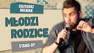 stand-up - MODZI RODZICE - Grzegorz Dolniak