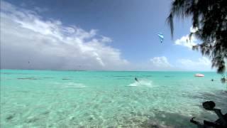 Туристические жемчужины - Бора Бора / Bora Bora(Остров Бора Бора, расположенный в южной части Тихого океана, - это фантастический мир нетронутых бирюзовых..., 2013-07-21T22:27:15.000Z)