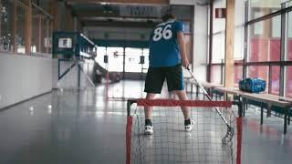 """Teuvo Teräväinen markkinoi salibandyn U19-poikien MM-kisoja: """"Onhan tämä niin hieno laji"""""""
