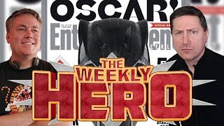 First Comic-Book Movie With A Best Picture Nomination! - The Weekly Hero