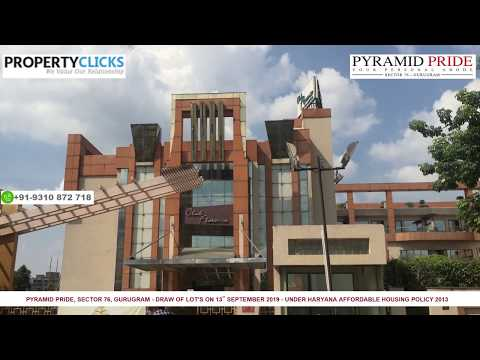 Draw Of Flats - Pyramid Infratech Affordable Project