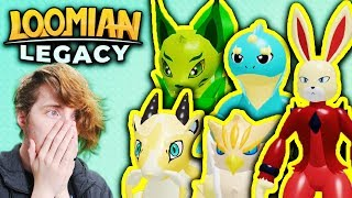 LOOMIAN LEGACY [FULL GAME] | ALL EVOLUTIONS | Roblox Loomian Legacy