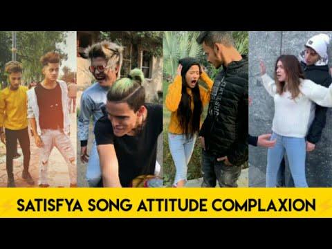 Imran Khan Satisfya Song Full Tik Tok | Boys Attitude Tik Tok Video | I Am Rider || Rj Creation ||