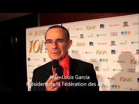 Jean-Louis Garcia - Président de la Fédération des APAJH