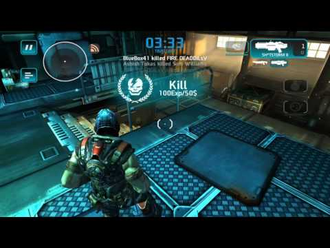 LeEco Le Max 2 (X820) Shadowgun: Deadzone (SCR)