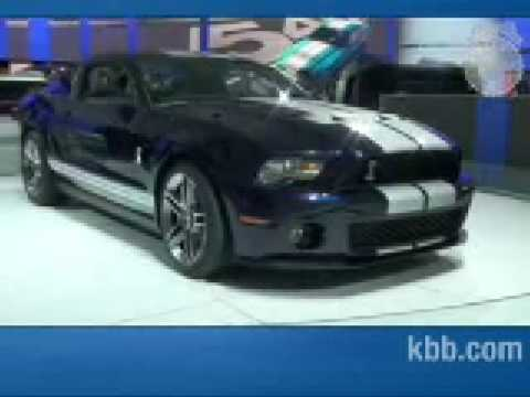 2010 Ford Shelby Gt500 Kelley Blue Book
