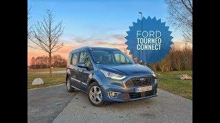 2019 Ford Tourneo Connect | POV Drive | Test | Familienwagen