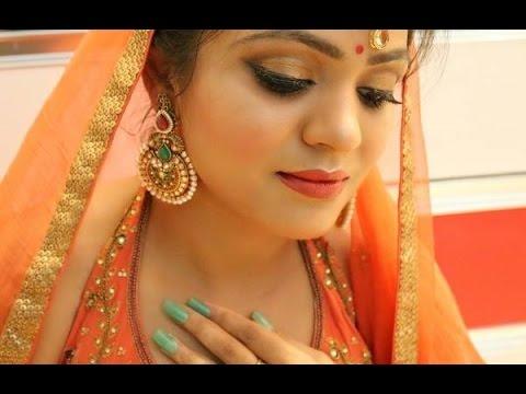 Party Makeup Idea | Engagement Makeup Tutorial| Brown Skin Makeup Tutorial - YouTube