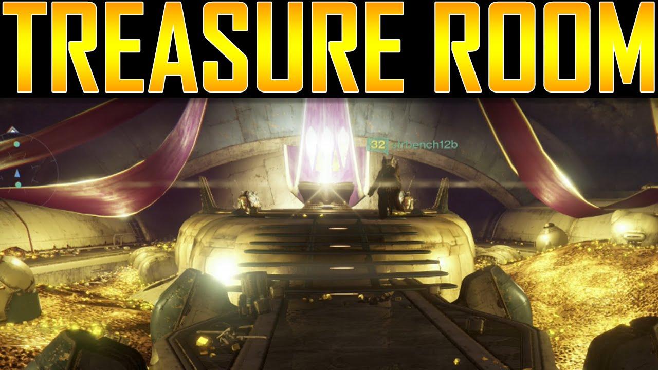 Destiny - Prison Of Elders TREASURE ROOM! - YouTube