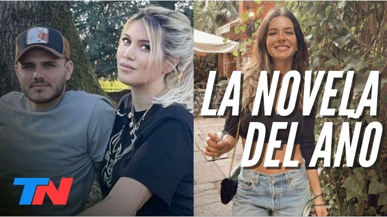 """Download """"WANDA VIO COSAS FUERTES"""": LOS CHATS DEL ESCÁNDALO ENTRE WANDA NARA Y MAURO ICARDI"""