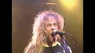 Metallica   Metal Hammer Fest 14 09 1985