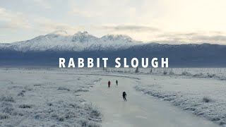 Ice Skating Rabbit Slough
