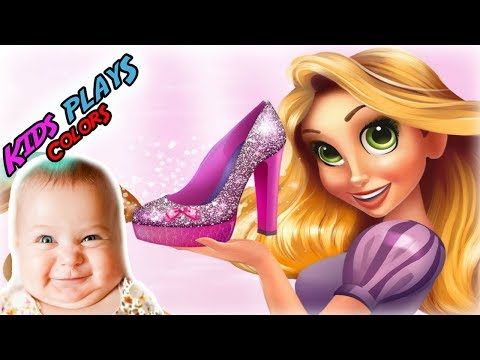 Shoe Shop Happy Game for Kids - Little Shoe Designer Fashion World Baby Play & Learn Color