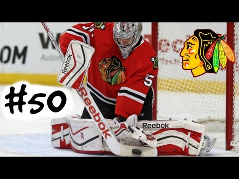 "Corey Crawford ""The Nights"""