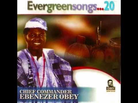 Chief Ebenezer Obey Live(Audio) - Omo Ojora Apasa