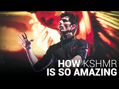 How KSHMR is SO Amazing! l Learn EDM