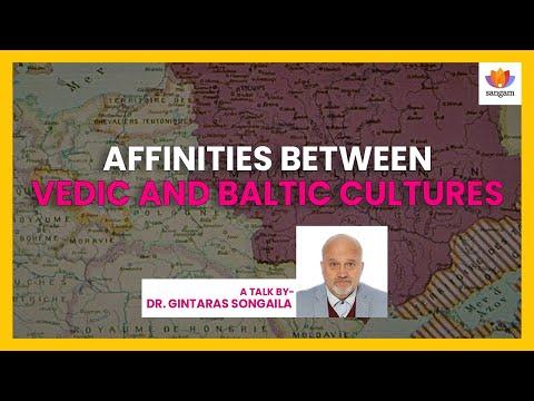 Affinities between Vedic and Baltic Cultures | Dr. Gintaras Songaila | Sangam Talks