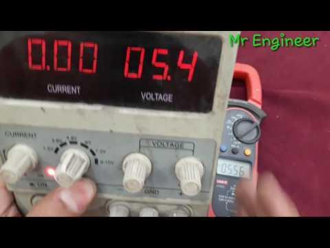 Veriable Power Supply In Urdu/Hindi