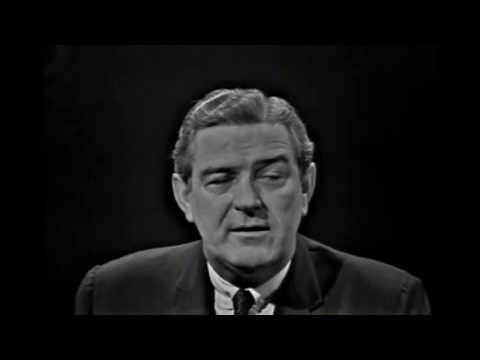 Gov. John Connally interview about JFK assassination. (Warning Graphic)
